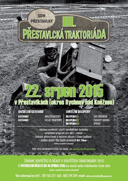 Traktoriáda 2015