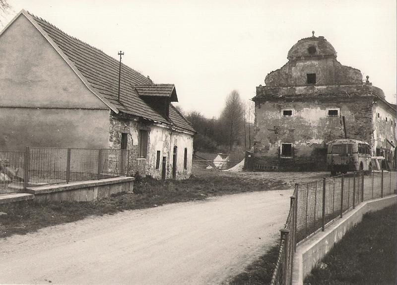 Borovnice - Stará